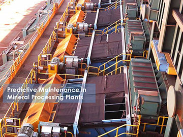 Predictive Maintenance in Mineral Processing Plants