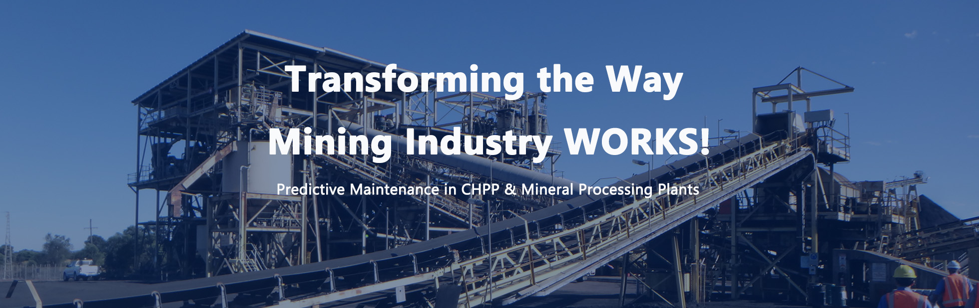 predictive maintenance in mining chpp gold plant